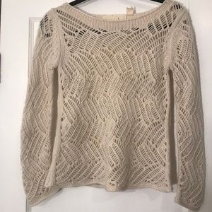 Angel of the North |Amanecer Pullover Knit Sweater